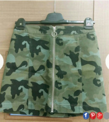 H&M nenosena suknja