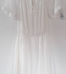 Novo belo fustance, so etiketa + podarok