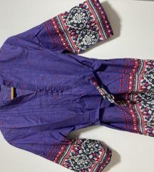 Violetova Boho koshula