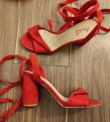 Shtosni sandali kako novi