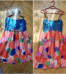 Цветно летно фустанче бр.S