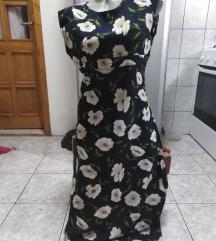 Cveten maksi fustan