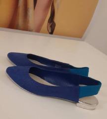 Женски балетанки  сини АLDO бр.37 намалување 700