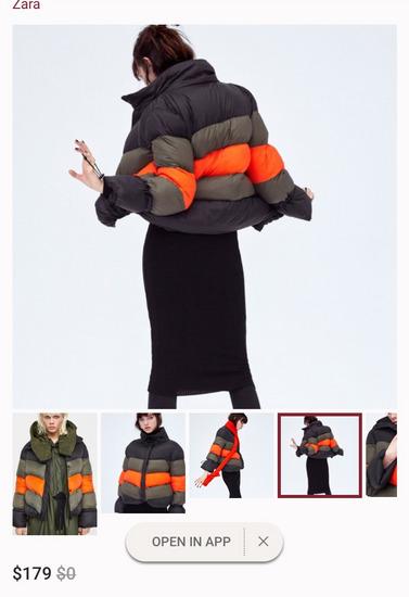 Jacket like Zara