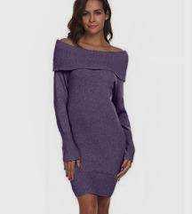 Плетена туника фустан