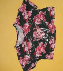 Кратка цветна маичка
