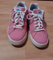 Розови Nike ниски