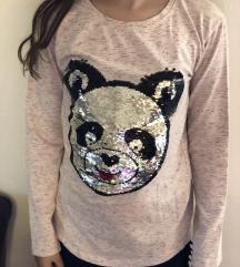 Детска блуза, за 11-12 години, 154 см.