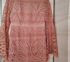 Фустан плетен