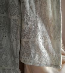 Свечено фустанче+ болеро и обетки