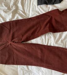Novi somot pantaloni