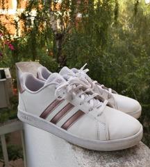 Adidas rose gold патики