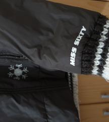 Interesna zimska jakna