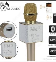 Mikrofon so bluetooth usb