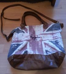 nova britanska torba platnena