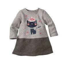 НОВО 'Lupilu' фустанче - за бебе до 6 месеци