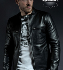 Нови машки кожни јакни (kozni jakni) со етикети