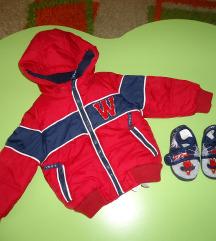 LC Waikiki zimska jakna za 6-9mes+ toplinki