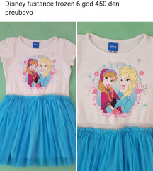 Disney 6 god