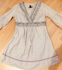 Бохо блуза/туника H&M