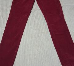 somotni pantaloni za devojce 152