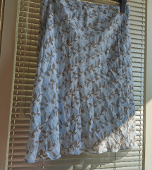 Nova suknja L Blue motion/Primark