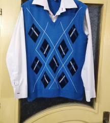 Машка кошула елек