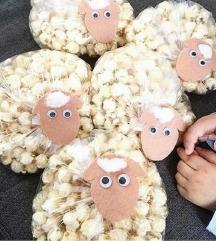 Пуканки во вид на овца за вашите најмили