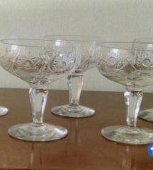 Високо квалитетни кристални чаши