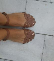 Sandalki Bershka