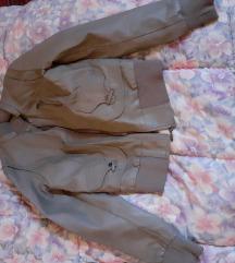 Женска кожна јакна