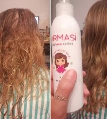 Спреј за расчешлување коса без солзи
