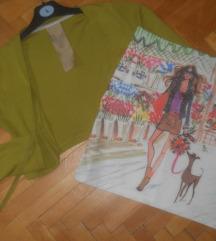 NAMALENA-H&M Suknja letna vel S