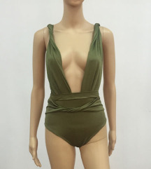 Zelen kostim za kapenje