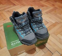 Planinarski obuvki nad gluzd vodootporni