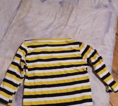 Шарена со риги блуза М