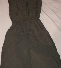 Чисто нов маслинест фустан