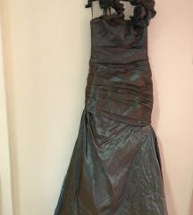 Kokev dizajnerski fustan