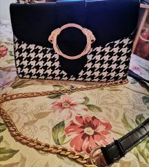 Црнобела чанта