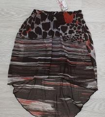 Сукња нова со етикета