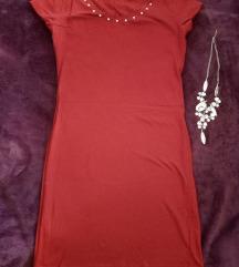 Crven fustan caliope