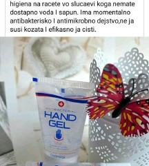 Antibakteriski gel
