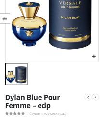 Original Versace dylan blue 30ml