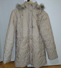Dolga jakna postavena vel M/L - 800 den
