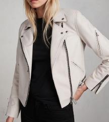 Krem kozna jakna (REZZ)