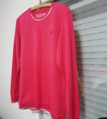 Roze bluza L do Xl