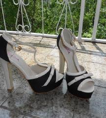 Крем-тегет сандали