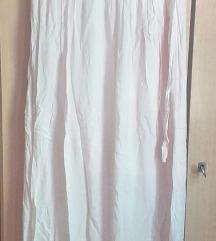 Rozev leten fustan