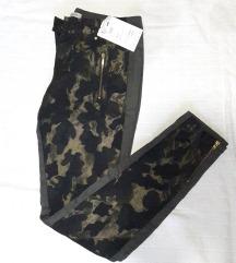 novi bershka pantoloni so etiketa
