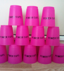 Power cups